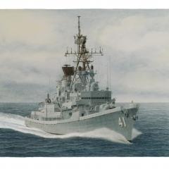 11 HMAS Brisbane
