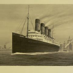 43 RMS MAURETANIA